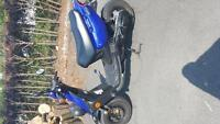 scooter 70 cc racing a vendre 1000$
