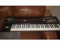 Roland Juno 60 Good Condition Studio Use