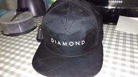 Diamond Supply Co Snapback (Quited) (100% Water PROOF) (RARE)