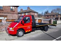CJ Recovery service based in Liverpool. Cheap local pick ups from £30