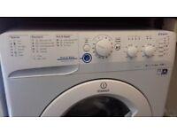 Indesit washing machine 1 year old