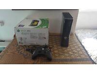 Xbox 360s 250GB boxed