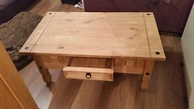 Wooden Coffee Table - £25