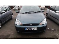 FORD FOCUS LX 1.6 5dr