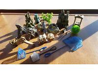Aquarium Fish Tank Accessories Various