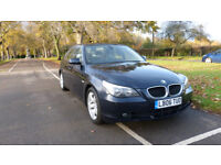 BMW 520D SE Auto, SatNav, Beige Leather, Cruise Full History ££££'s of Extras **FULLY LOADED**