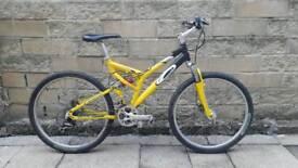 Carrera Hellcat Mountain Bike