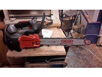 Hitatchi chainsaw