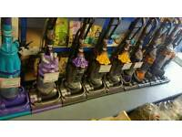 Dyson vacuum hoovers