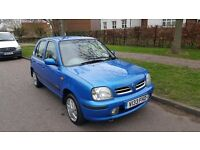Nissan Micra Inspiration Limited Edition 5dr (a/c)
