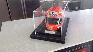 Valentino Rossi, Michael Schumacher autographed memorabilia Ascot Belmont Area Preview