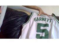 """Celtics """"Garnett"""" NBA Shirt"""
