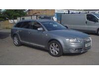 2007 07 Audi A6 Estate Allroad Auto Sat Nav Tel Prep Heat Seats Plus Lots More