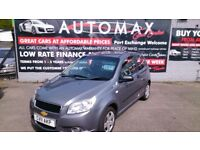 2011 CHEVROLET AVEO 1.2 S 3 DOOR HATCH IN MET GREY ONLY 55K F/S/ HISTORY MARCH 2018 MOT CD E/W R/C/L