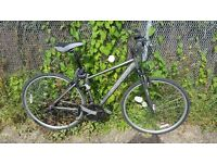 Carrera Crossfire 21 gear Gents Bicycle