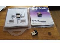 3 mini usb wifi adapters/dongles