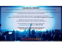 Singers wanted for new Saturday Night entertainment TV show pilot
