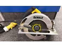 DeWalt Precision Circular Saw