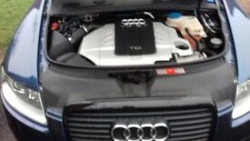 Audi A6 Exclusive Range £5500 OVNO low mileage for the year