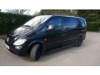 Mercedes Vito Dualiner 111CDI, 6 Seater, 150BHP, Combi Van, No VAT