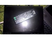 DVD Player SONY with remote