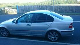 BMW 320d really low miles 94k