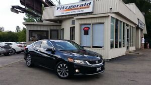 2013 Honda Accord EX (CVT) - BACK-UP CAM! SUNROOF! HEATED SEATS!