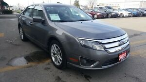 2010 Ford Fusion SEL-LEATHER-SYNC-HEATED SEATS Windsor Region Ontario image 6