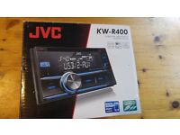 For sale JVC KW-R400 brand new in box