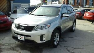 2015 Kia Sorento LX,AWD,CRUISE, Bluetooth