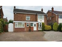 CW2 8 Wistaston Area - Detached House, Beautiful Double Rooms £110 Per Week Bathroom Ensuite