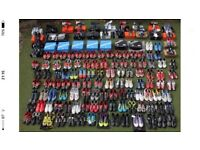 150+ Pairs of Classic Football Boots Available - see link below for eBay page