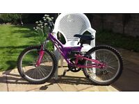 """16"""" Girls Bikes - Excellent condition - One owner - minimal use"""