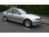 BMW 318I Automatic , V Low Mileage, V Clean, MOT - History, AT Par Avensis Audi A4 C Class Accord