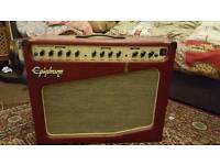 """Epiphone Triggerman 60DSP 60W Solid State Combo with 12"""" Speaker"""