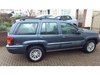 Jeep Grand Cherokee Limited 4.0L '03 Quadra Drive Sell, Swap or P/X
