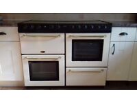 Belling Cookcentre Dual Fuel Cooker