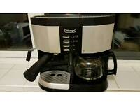 Delonghi Coffee Machine- Never used