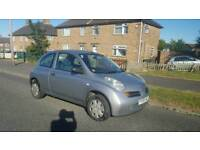 2005 NISSAN MICRA 1.2 PETROL, JUST 2 OWNERS FROM NEW, SENSIBLE MILEAGE, HPI CLEAR