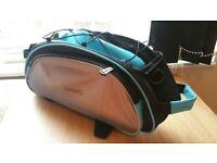 Fafada Cycling Bicycle Bag Bike Rear Pack Seat Pannier Waterproof Tail Seat Bag Carrier
