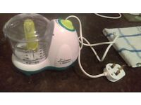 Tomme tippee baby food blender