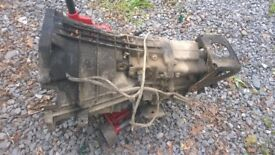 05 mk6 transit gearbox rwd chassis cab /pickup/tipper