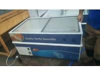 1.5m sliding Top chest freezer