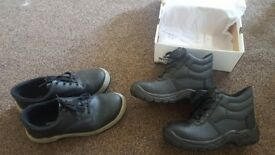 Brand new safety shoes for sale size UK9 and UK5