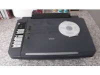 Epsom DX7400 Printer/Copier/Scanner