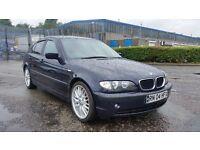 2004 (04 Reg) BMW 3 Series 2.0 320d ES 4dr For £995, Mot'd until 07/09/2016 with 3 Months Warranty