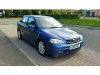 2005 05 Vauxhall Astra Sport low miles
