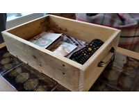 Wooden Tray (handmade from recycled pallets)