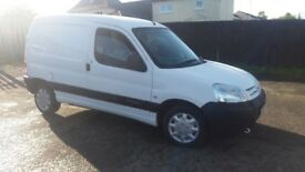 CITROEN BERLINGO 06 FULL YRS MOT