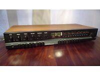 Vintage Retro Amstrad Amplifier / Receiver